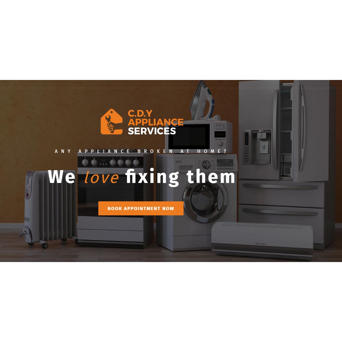 C.D.Y Appliances Services