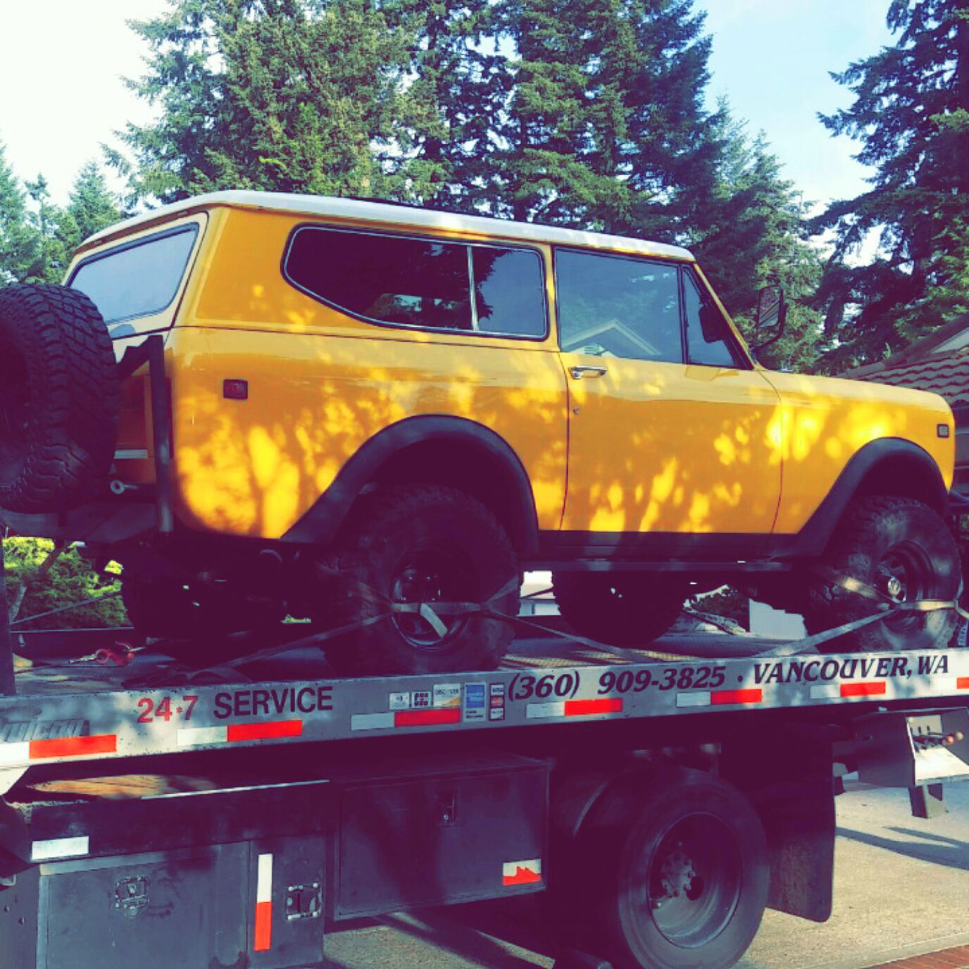 All County Auto Towing | Local Towing Vancouver WA