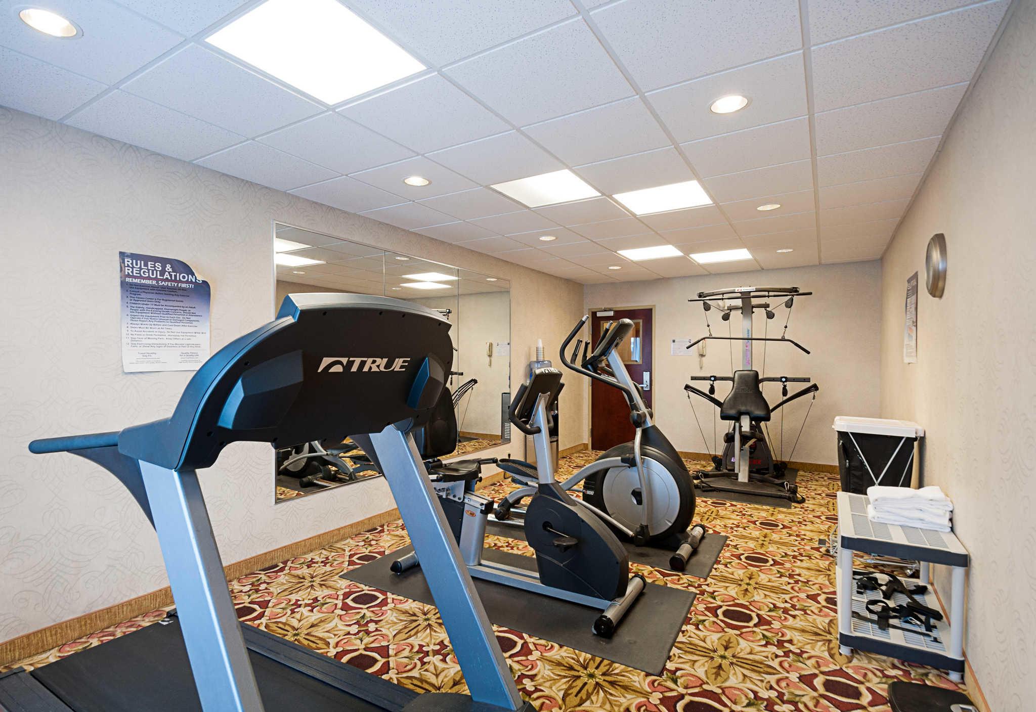 Comfort Inn & Suites Cambridge image 33