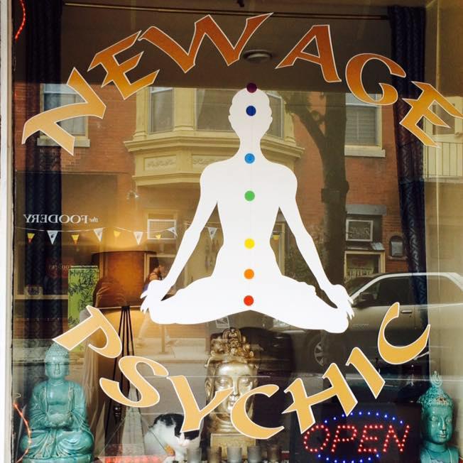 New Age Psychic Mind, Body & Spirit