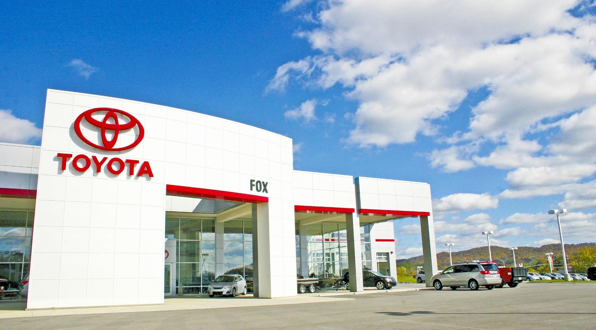 Fox Toyota image 0