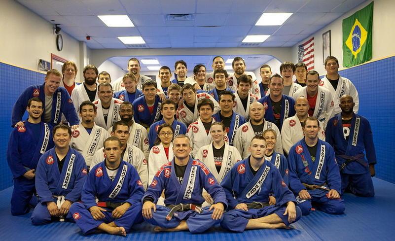 Gracie Barra Texas Brazilian Jiu-Jitsu image 4