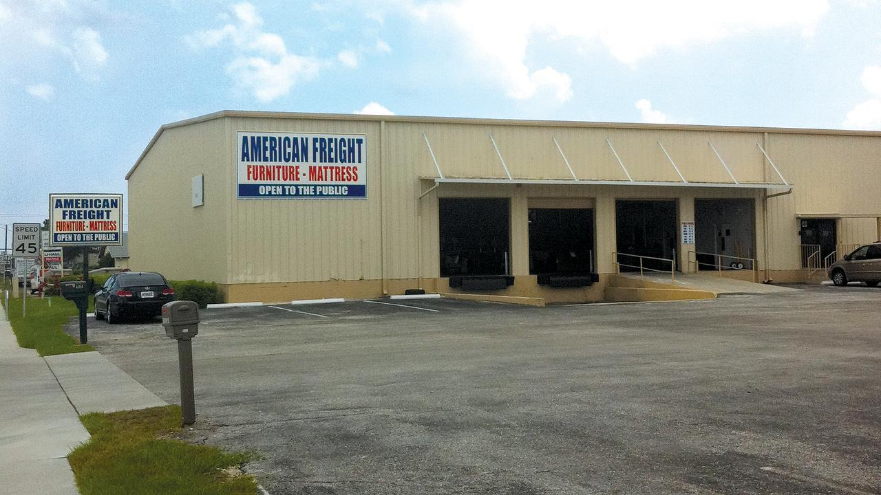 American Freight Furniture And Mattress 7619 Ellis Road Melbourne, FL  Furniture Stores   MapQuest
