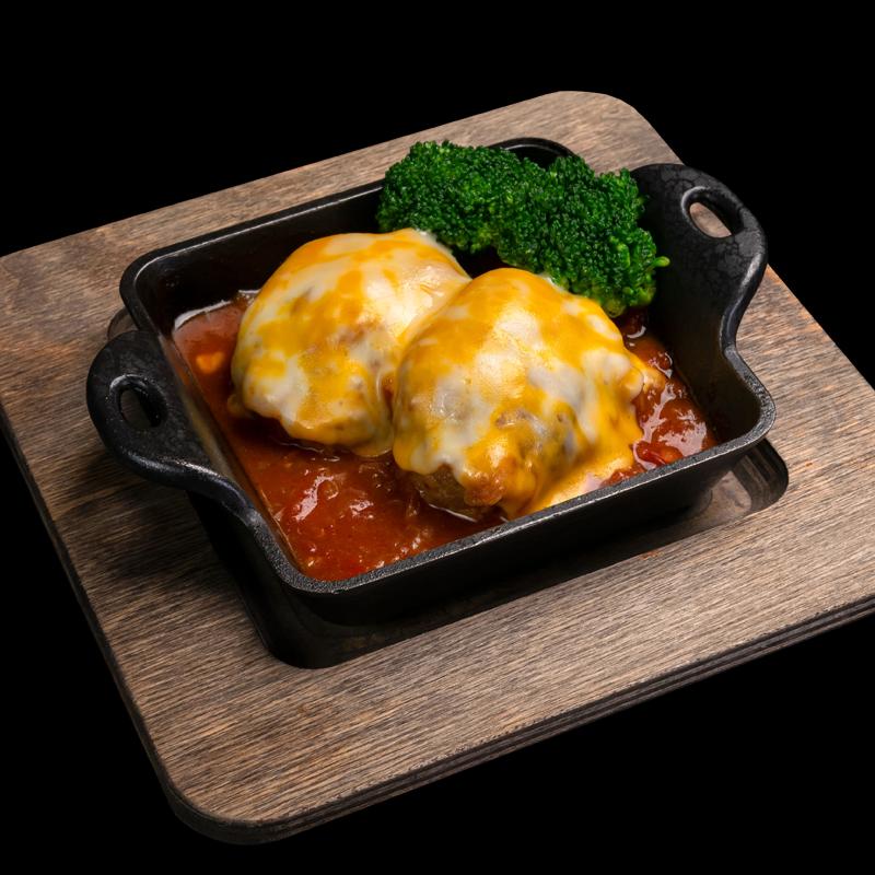 Click to expand image of KOBE Hamburger Steak -Japanese Style-