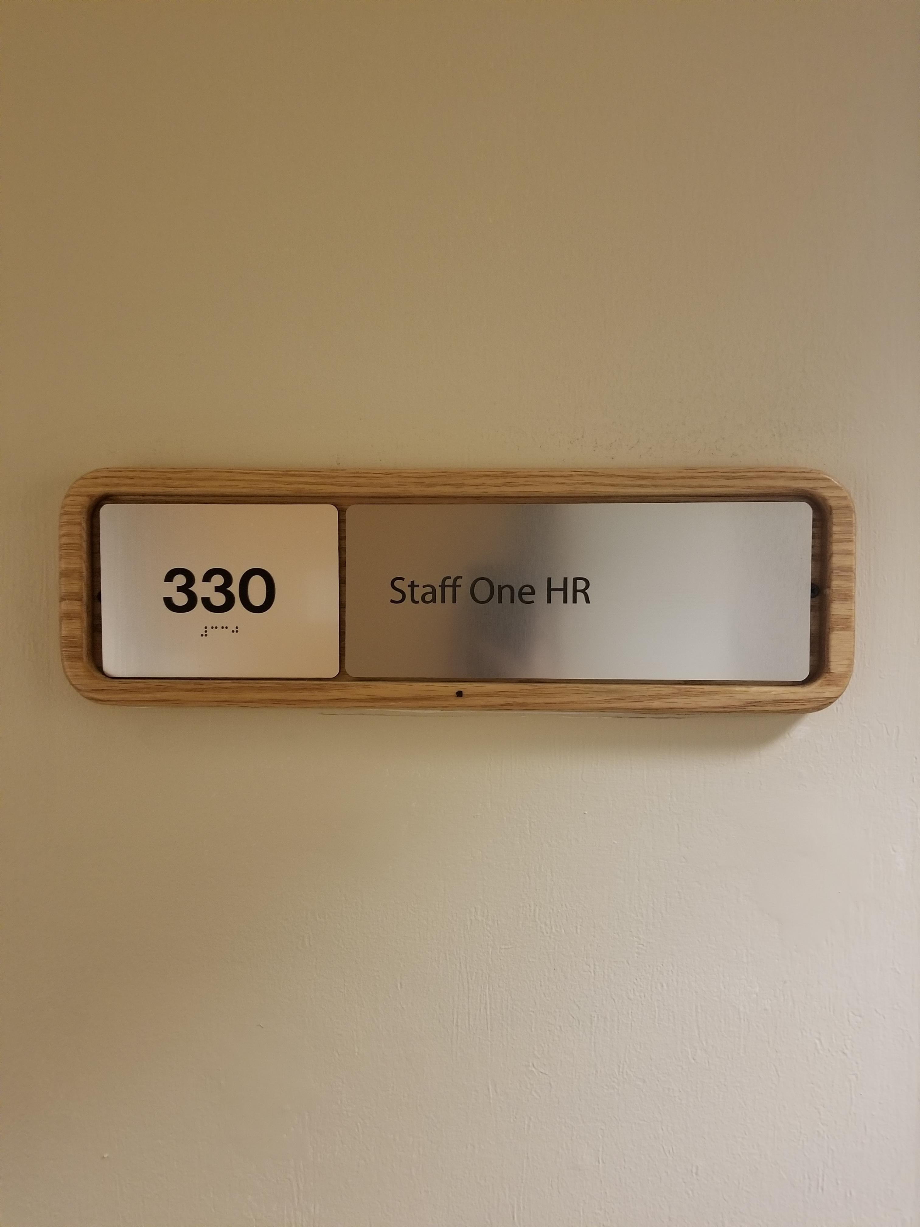 Staff One HR image 3