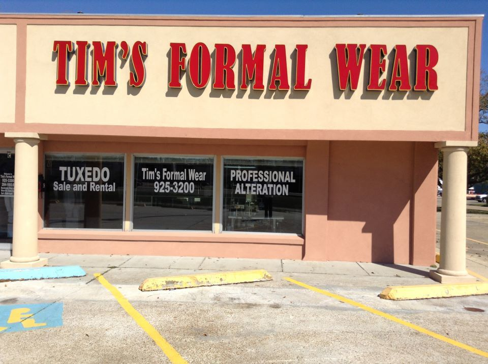 Tim's Formalwear image 1