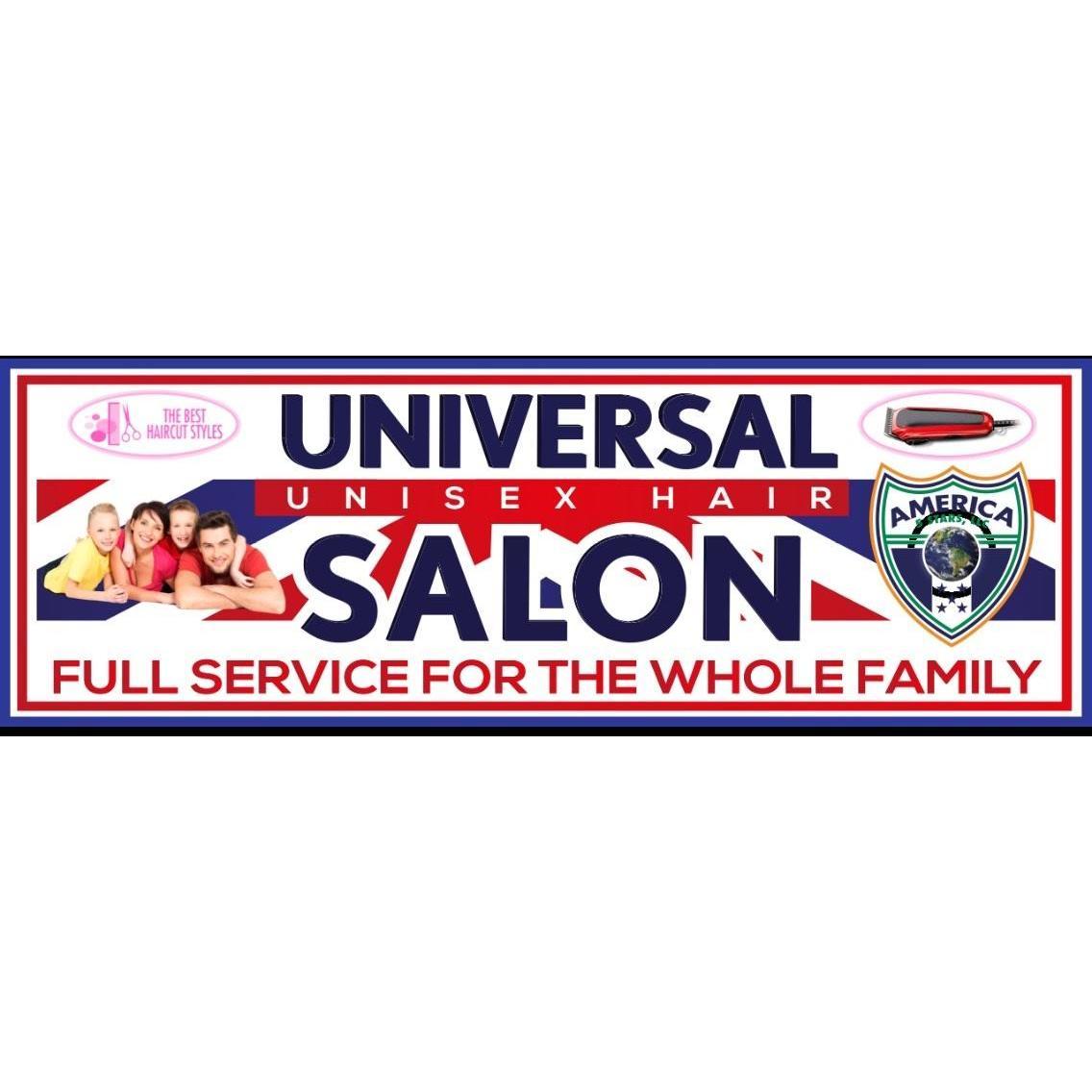 Universal Unisex Hair Salon