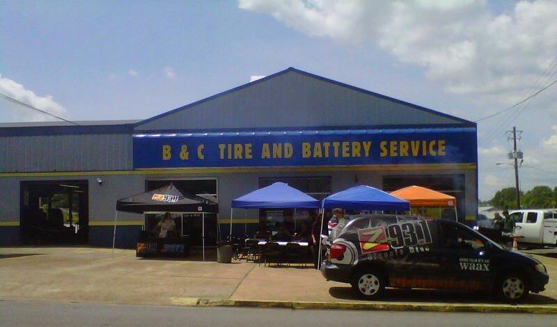 B&C Tire & Battery Service image 0