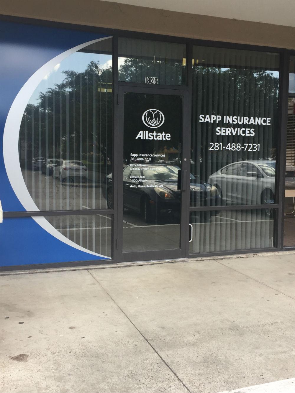 Joseph Sapp: Allstate Insurance image 1