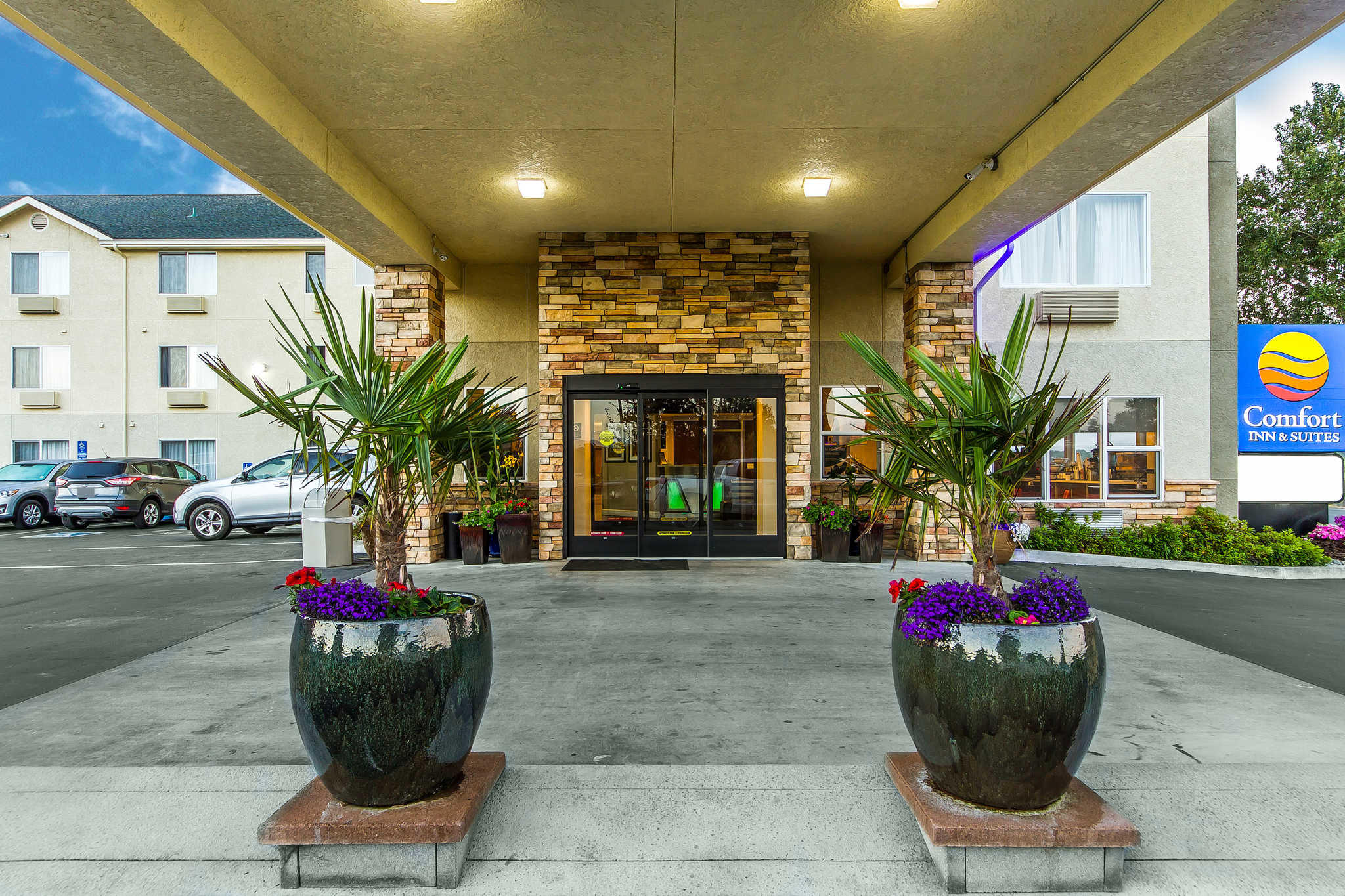 Comfort Inn & Suites Redwood Country image 1