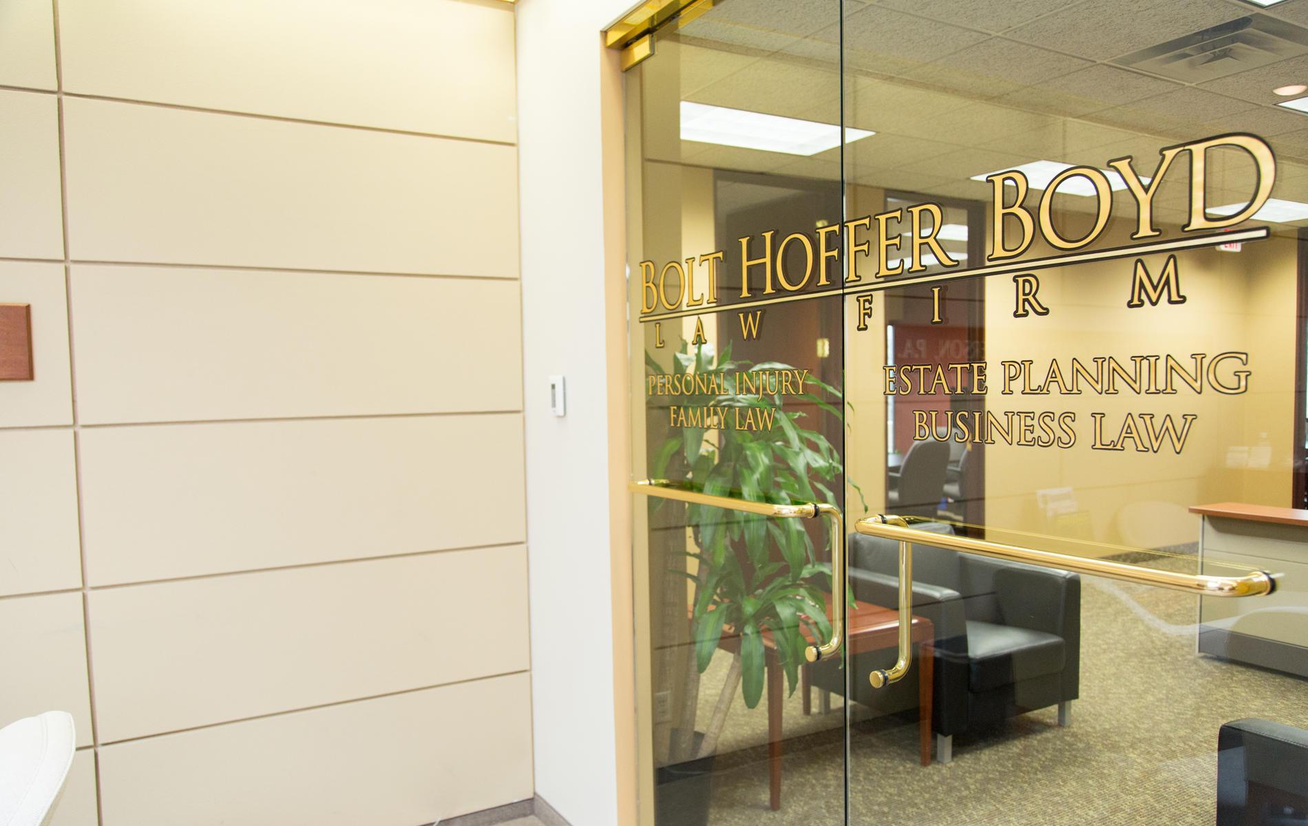 Bolt Hoffer Boyd Law Firm image 0