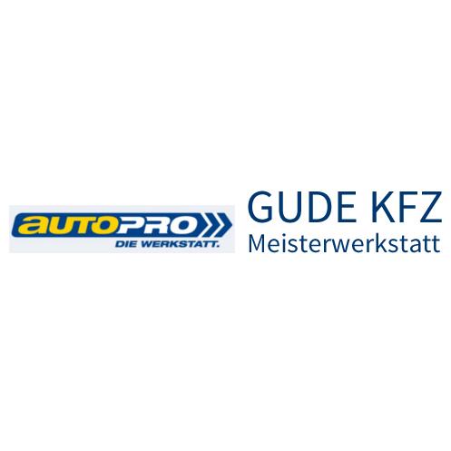 Logo von Gude KFZ Werkstatt Inh. Ingo Gude