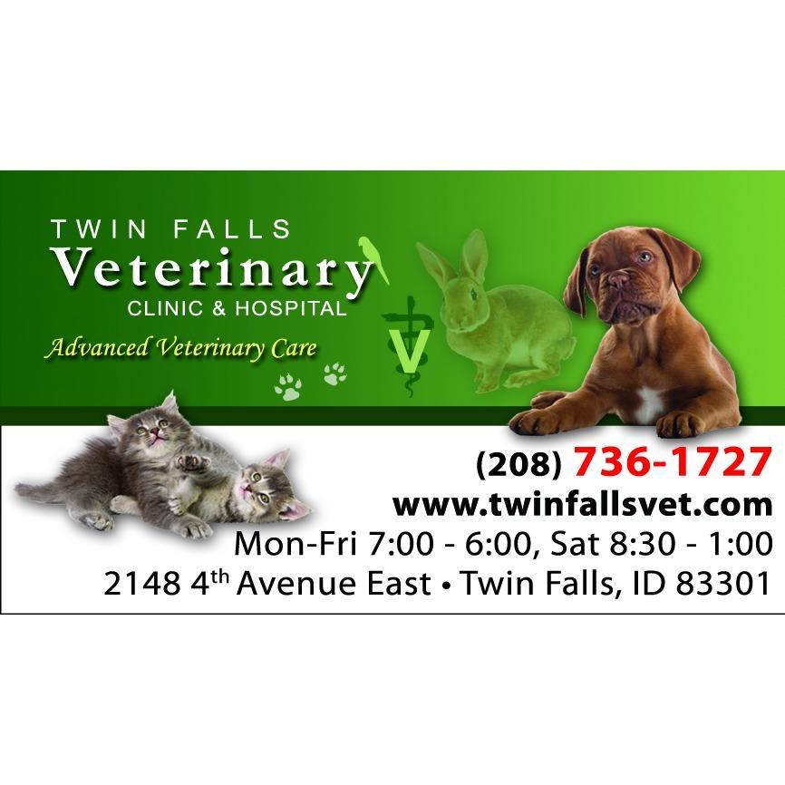 Twin Falls Veterinary Clinic & Hospital image 0