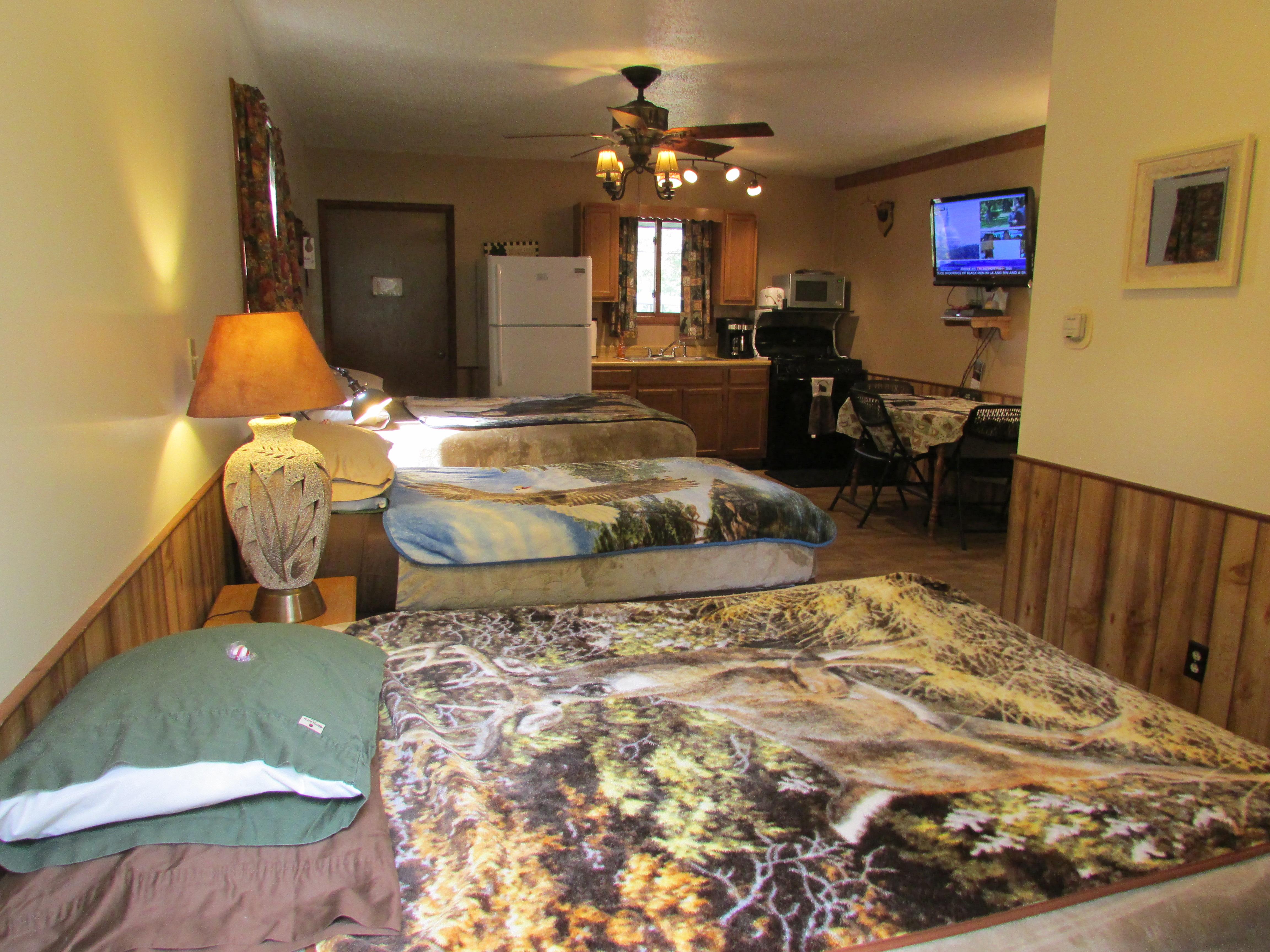 Best Bear Lodge & Campground Baldwin/Irons Area image 3