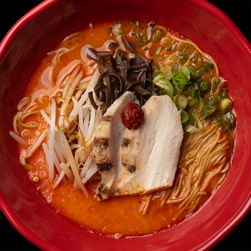 Click to expand image of Spicy Chicken Ramen