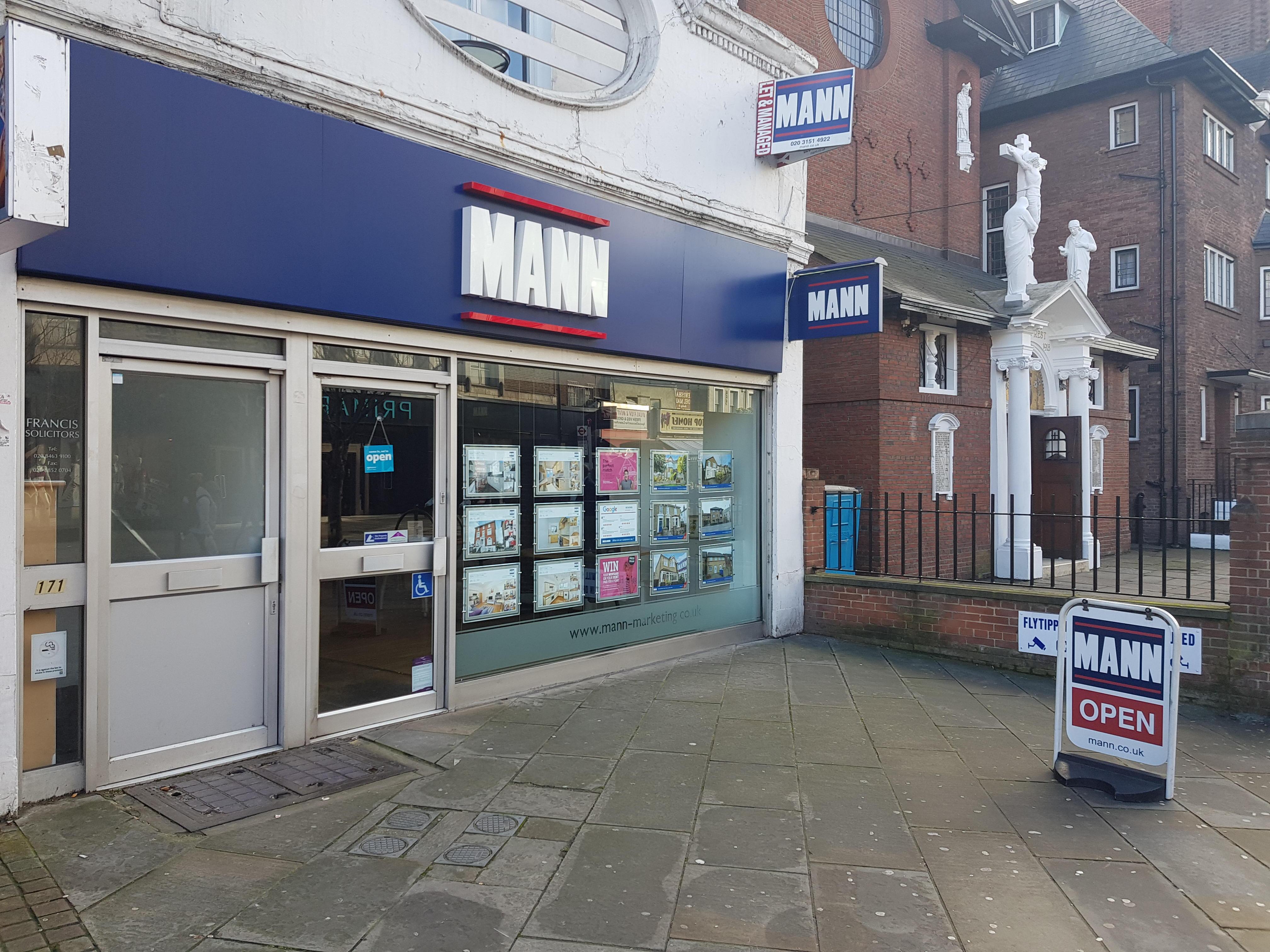 Mann Estate and Letting Agents Lewisham