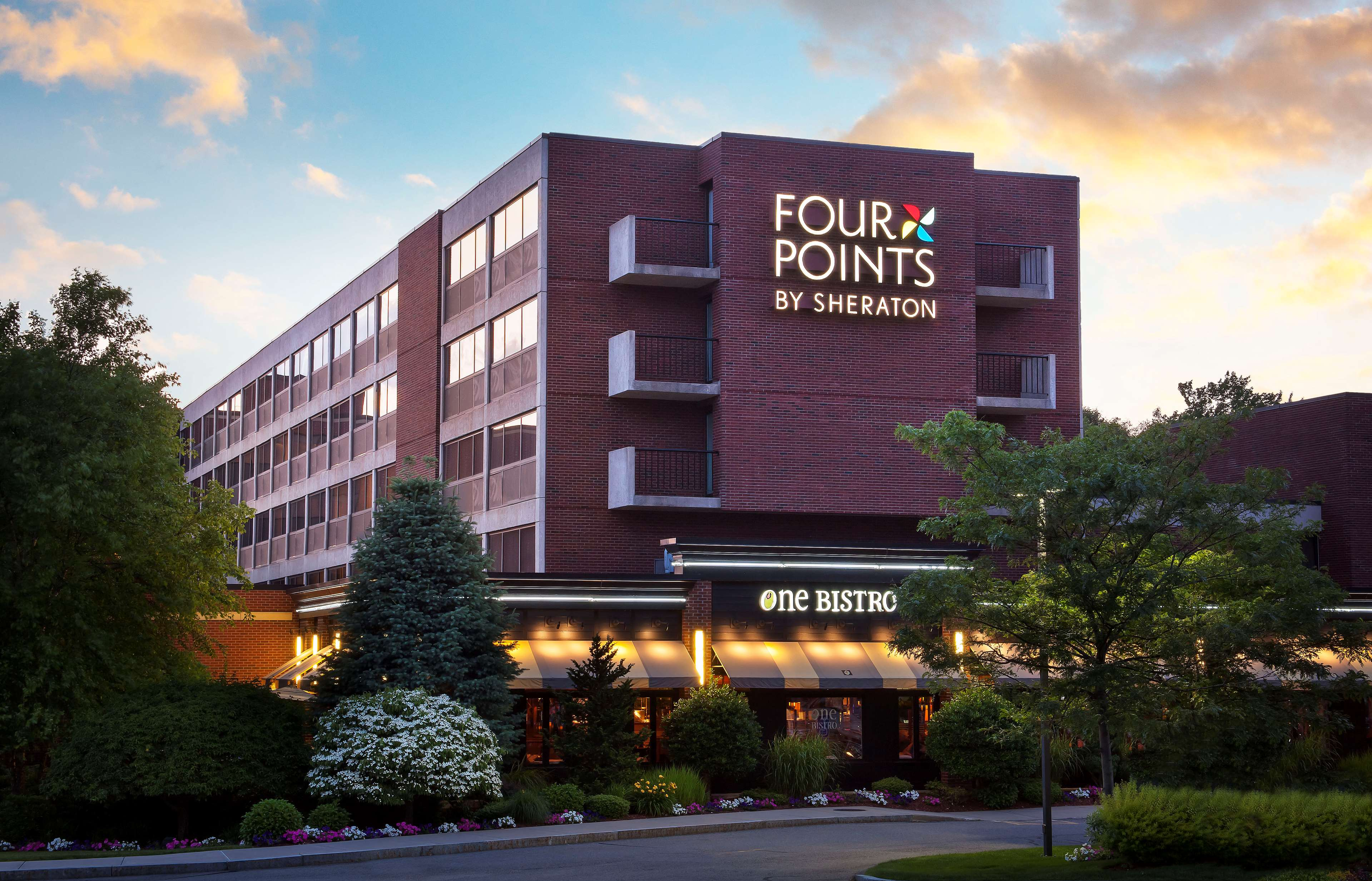 Four Points By Sheraton Norwood In Norwood  Ma