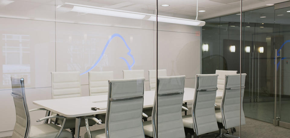 a look at Silverback Strategies's conference room