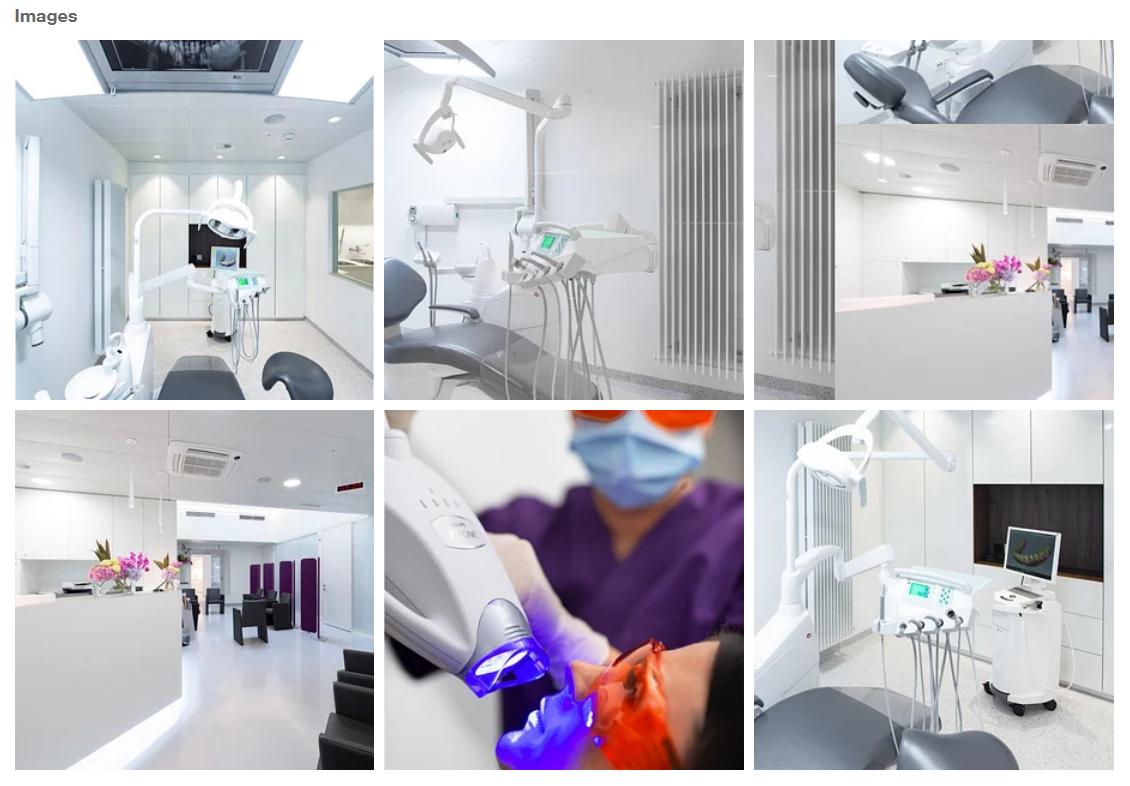 Centre d'excellence dentaire