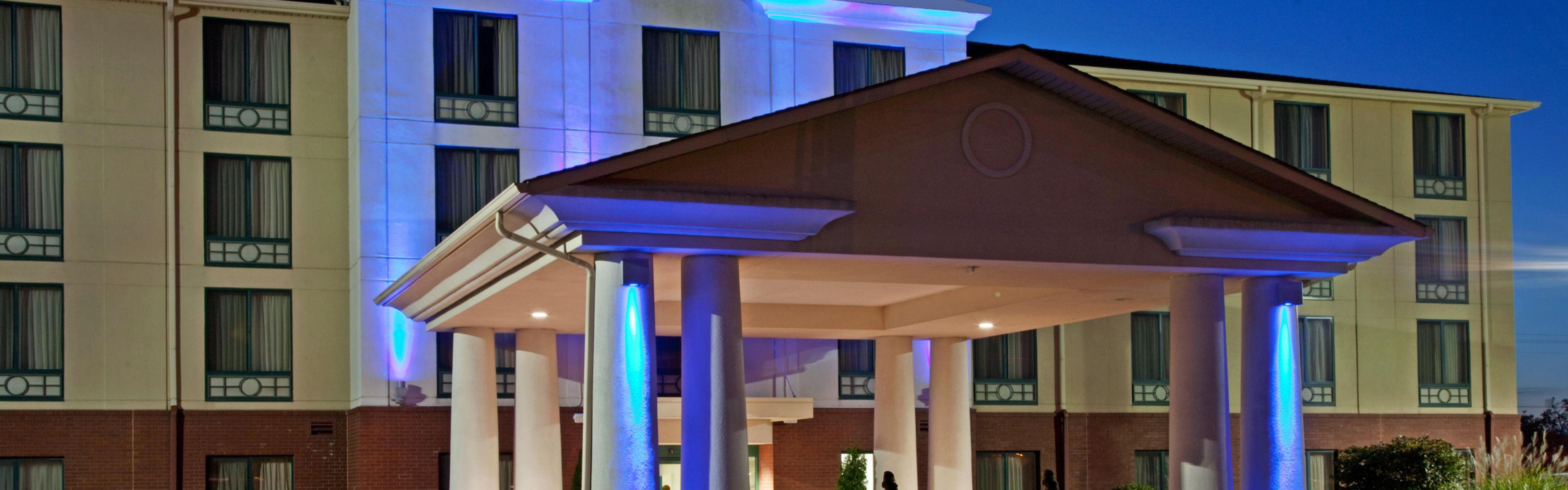 Holiday Inn Express Murray image 0