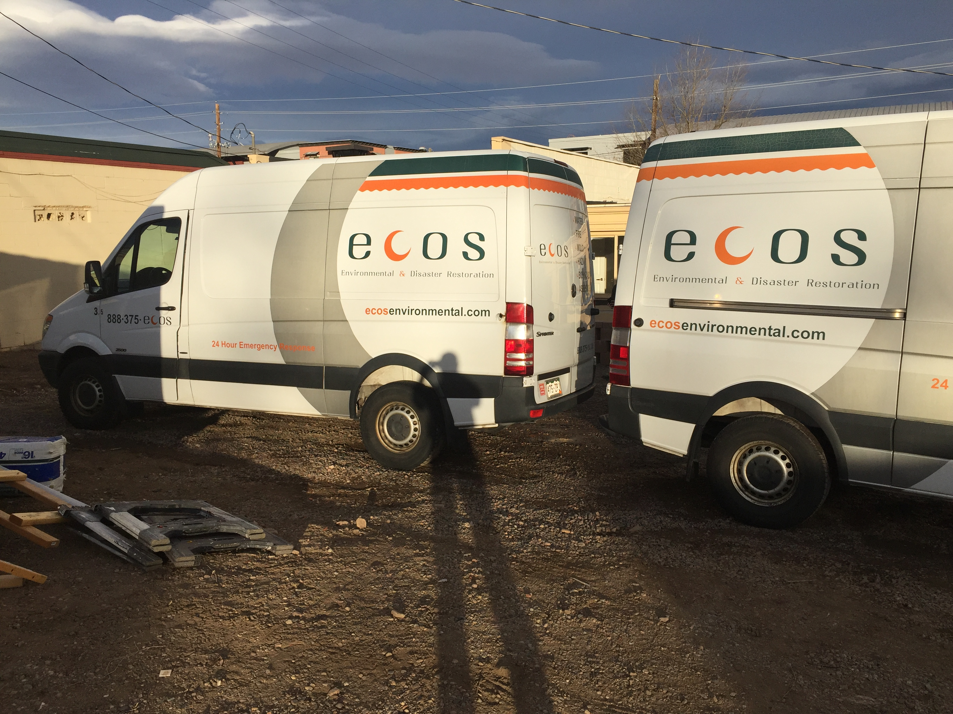 ECOS Environmental & Disaster Restoration, Inc. image 23
