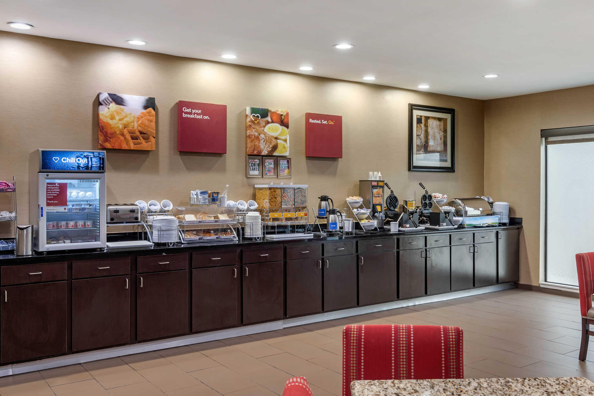 Comfort Suites The Colony - Plano West image 36