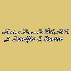 Burton Law and Title, P.L.