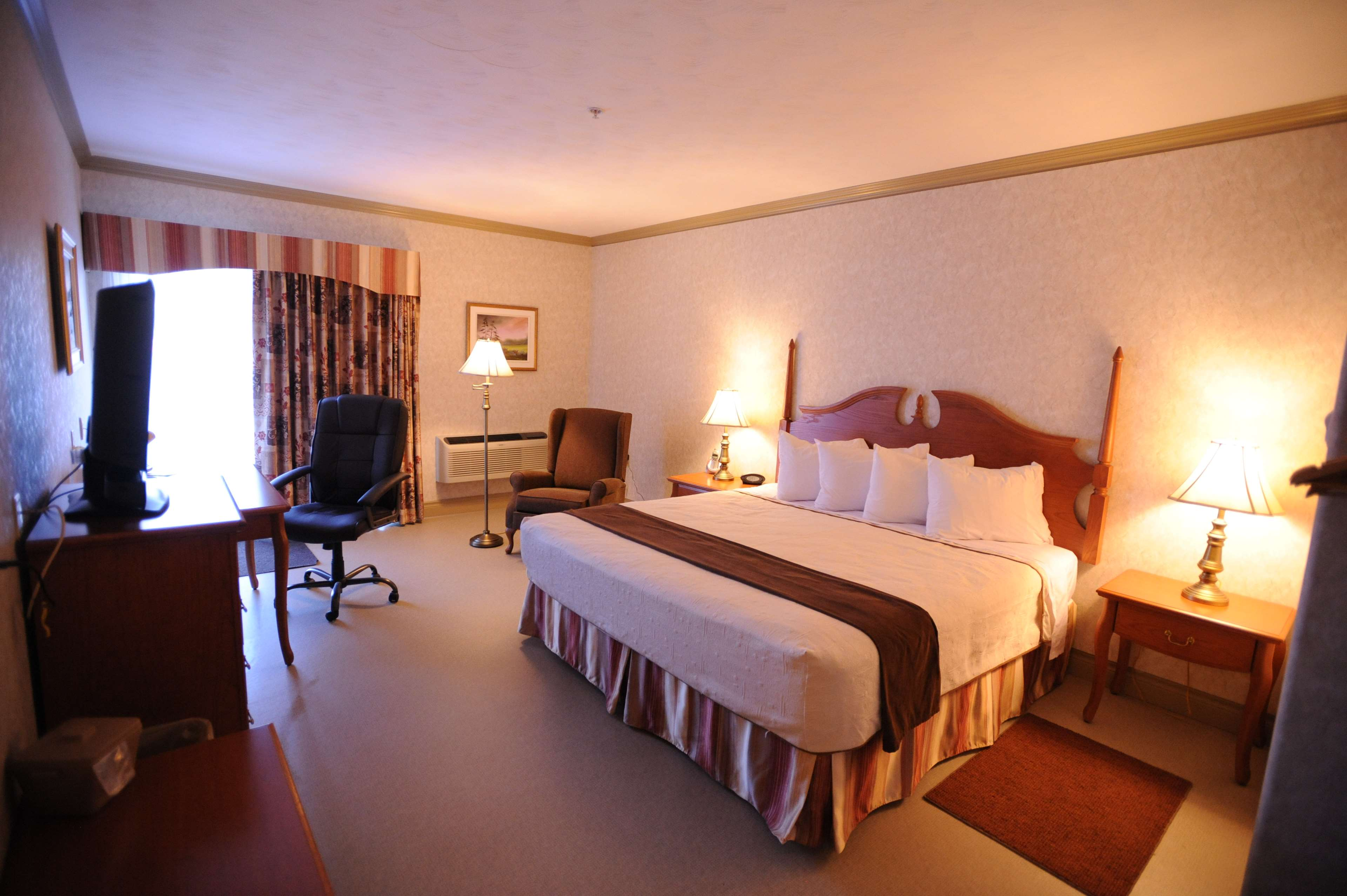 Hotel Best Western Edmundston Nb
