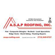 A.S.A.P. Roofing, Inc.
