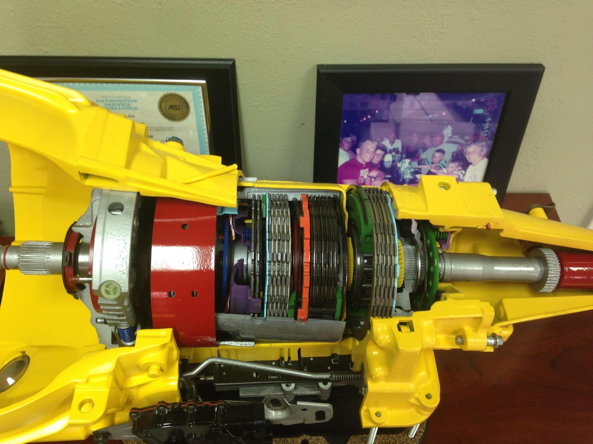 Snider Transmission image 2