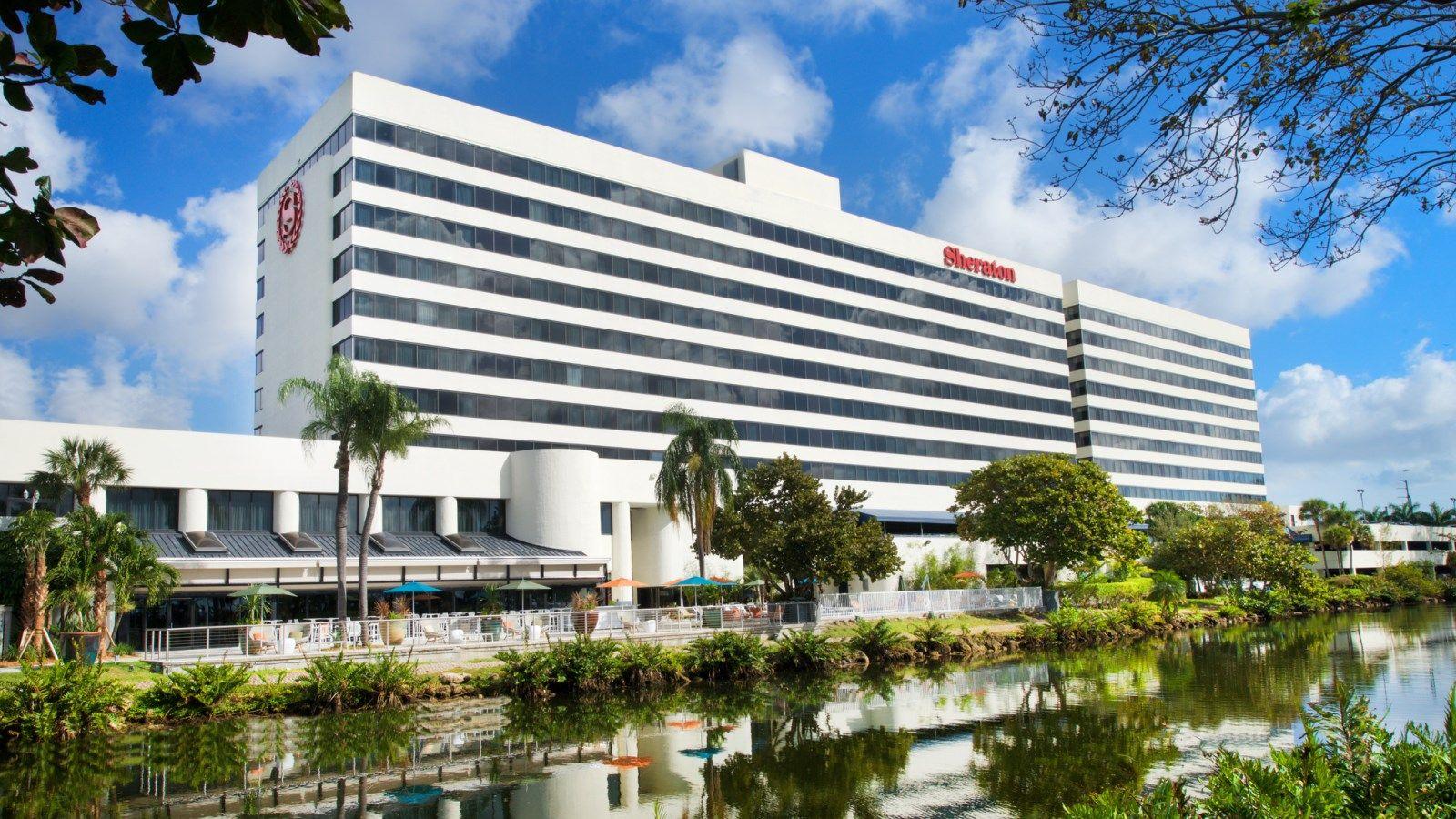 Sheraton Miami Airport Hotel & Executive Meeting Center image 1