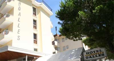 Hotel galles for Hotel galles milano
