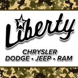 Liberty Chrysler Dodge Jeep RAM Logo