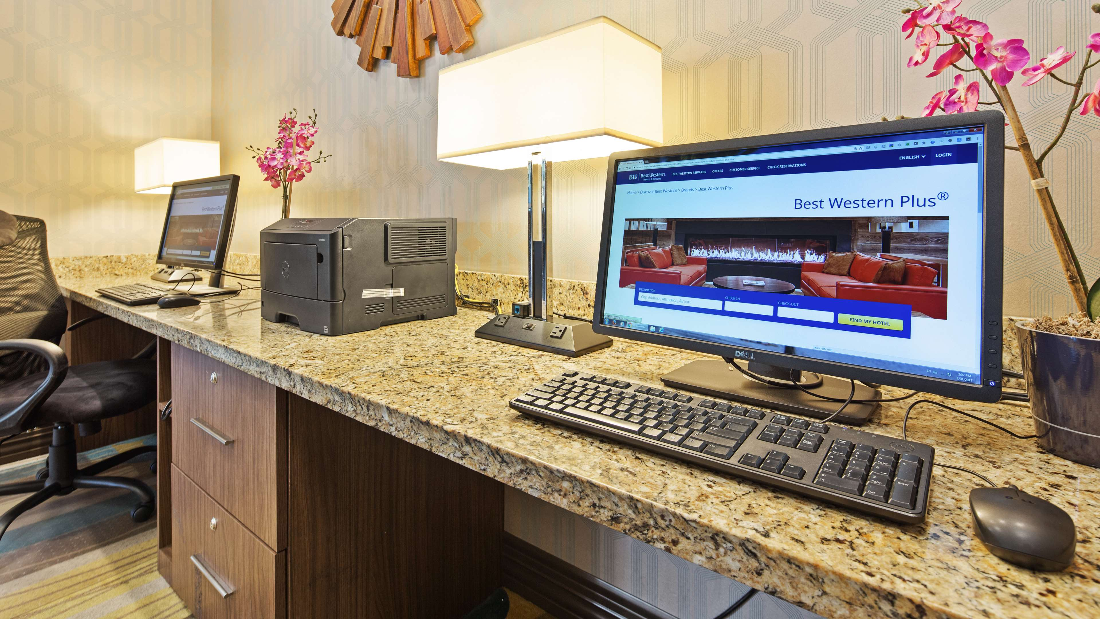 Best Western Plus Kendall Airport Hotel & Suites image 9