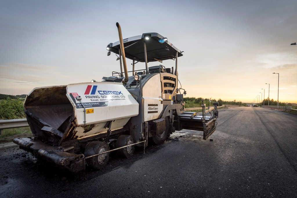 Cemex Paving Solutions - Northern Region & Cementitious Pavements