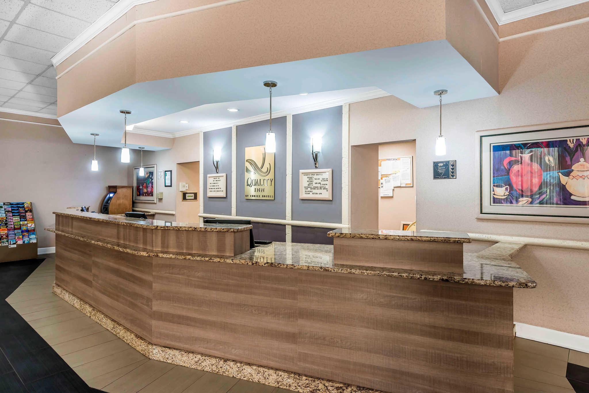Quality Inn At International Drive image 28