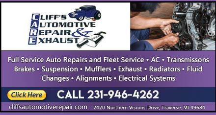 Cliff's Automotive Repair & Exhaust image 0