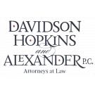 Davidson Hopkins & Alexander