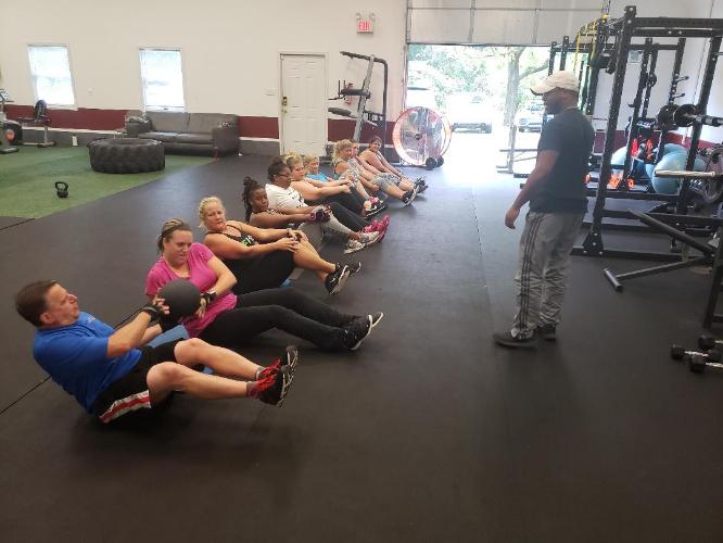 Supreme Body Training image 3