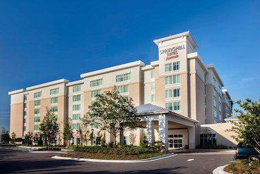 SpringHill Suites by Marriott Orlando at Flamingo Crossings/Western Entrance image 0