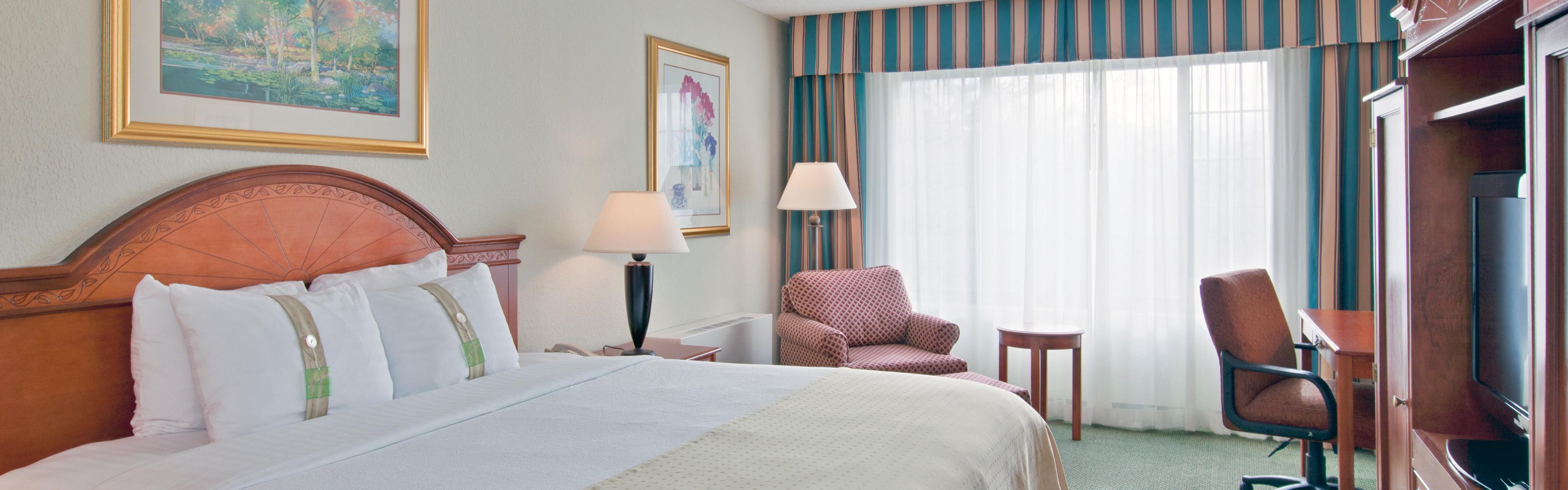 Holiday Inn Burlington image 1