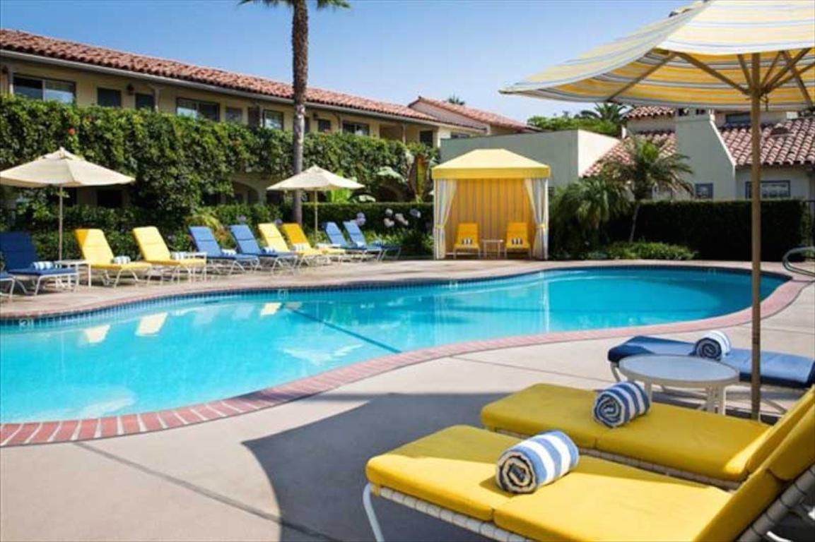 Hotel Milo Santa Barbra -  Pool