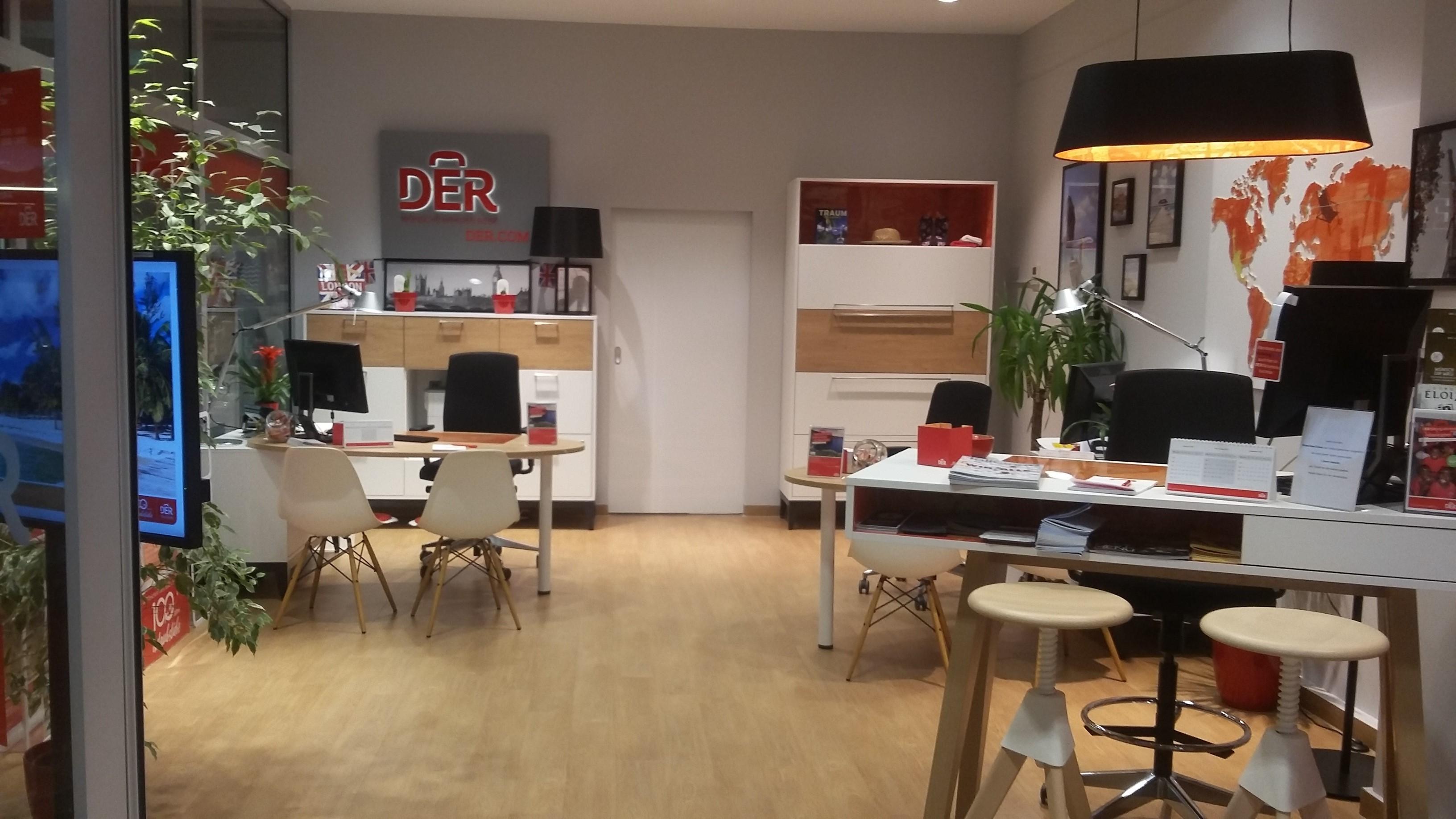 DER Deutsches Reisebüro, Stockacher Straße 10 in München