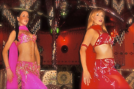 Belly Dancing by Najia at Sangha Space