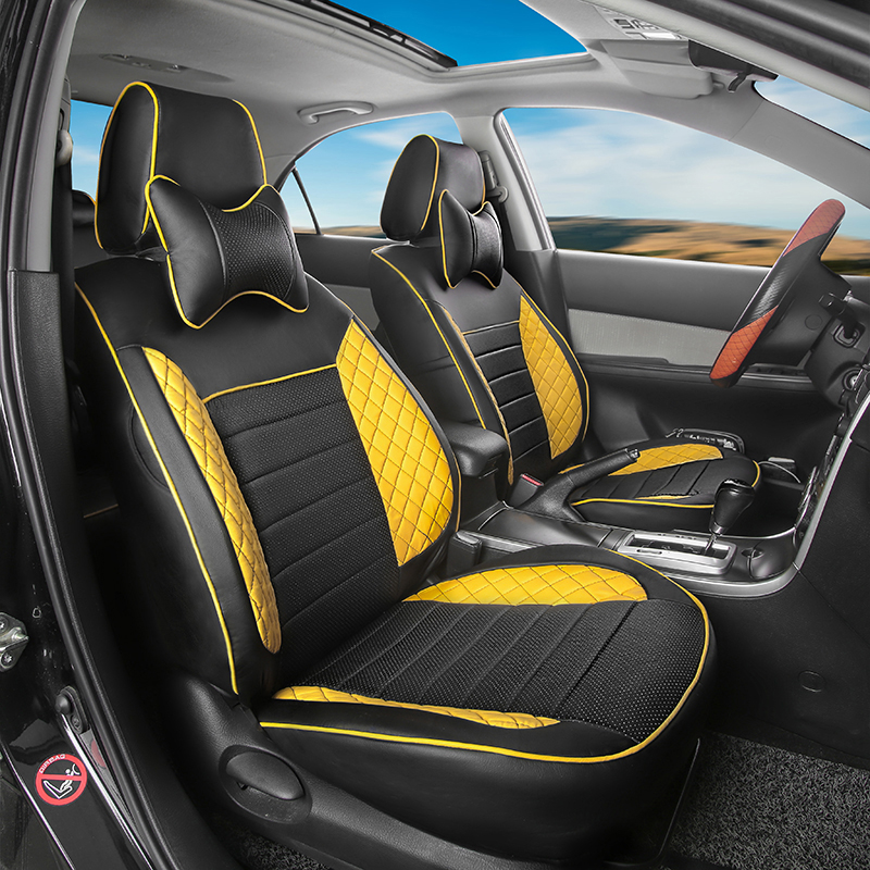 Dale's Auto Upholstery Centre in Medicine Hat: Fancy car seats