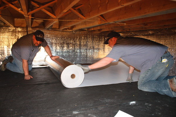Foundation systems of michigan business directory for Foundation blanket insulation
