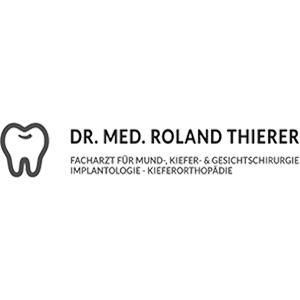 Logo von Thierer Roland Dr.med - Implantologie, Kieferorthopädie