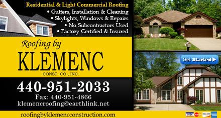 Klemenc Construction Company Inc image 0
