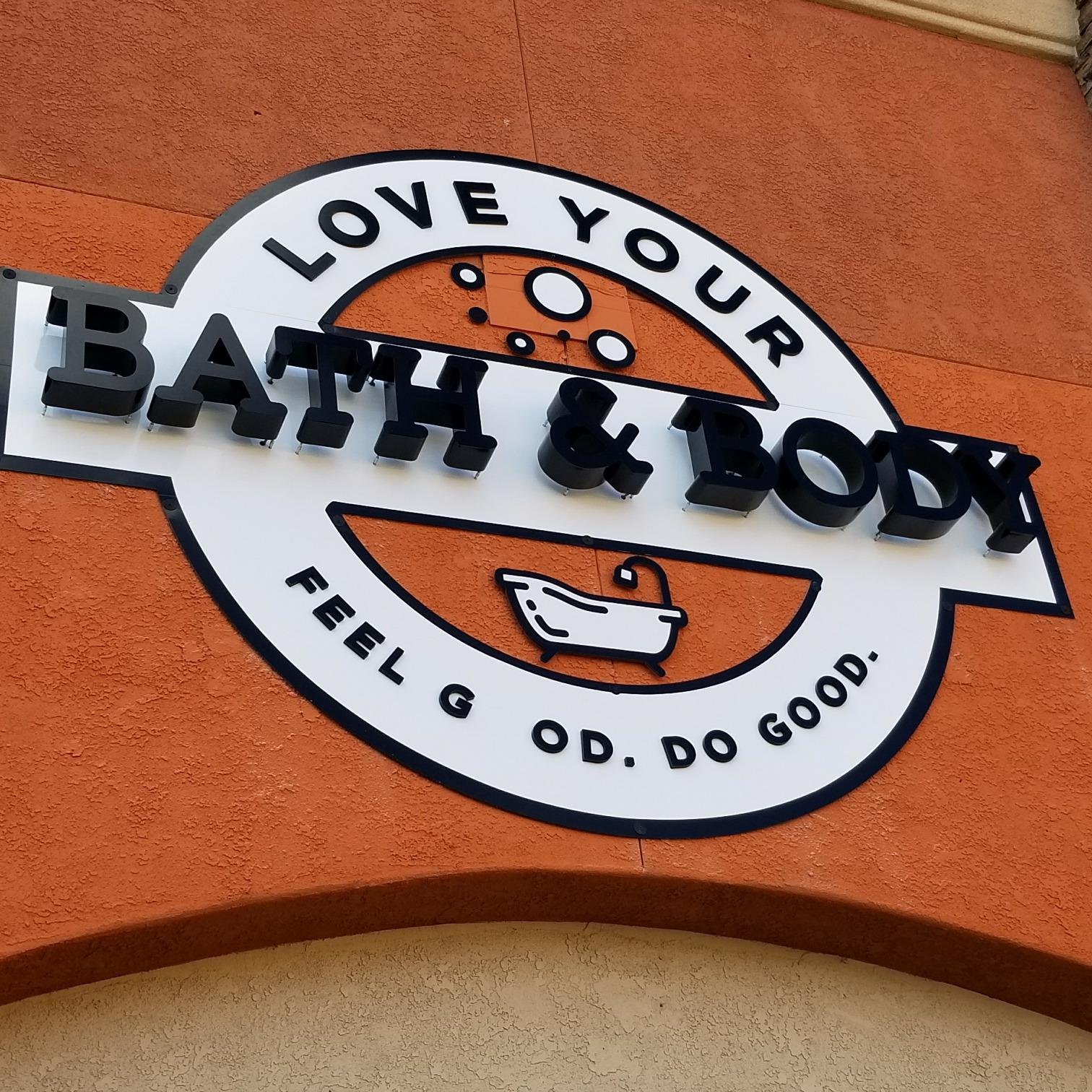 Love Your Body & Bath