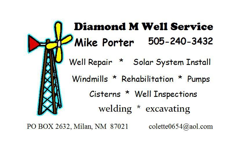 Diamond M Well Service image 0